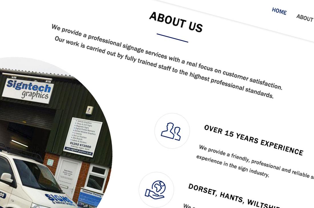 signtech-graphics-web-copywriting-poole-dorset-portfolio